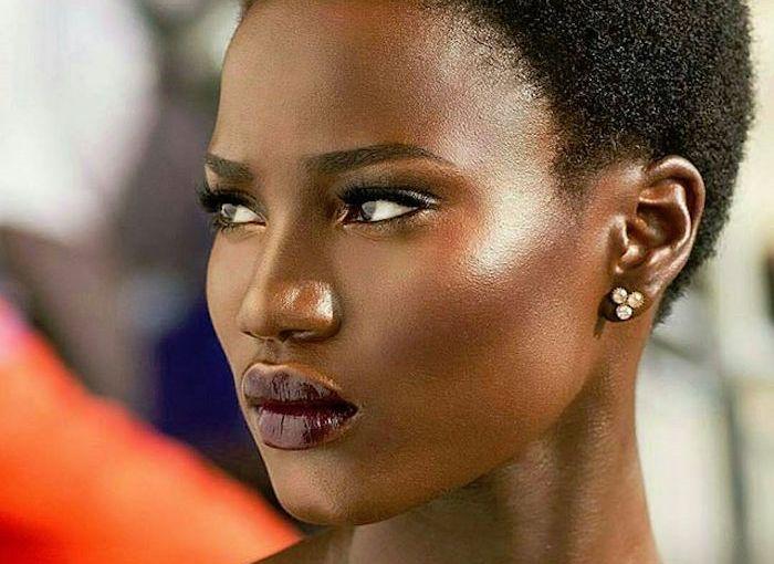 5 coiffures afro courtes ettendances